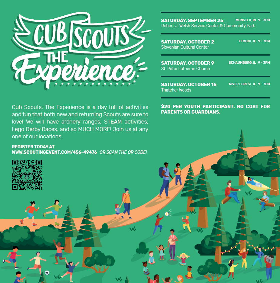 Cub Scouts: The Experience